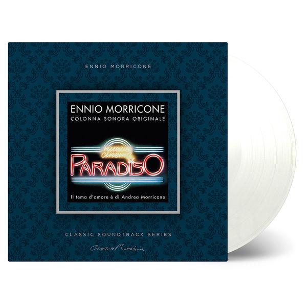 Ennio Morricone: Nuovo Cinema Paradiso: Clear Vinyl