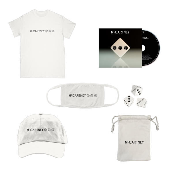 Paul McCartney: McCartney III - Exclusive White Bundle