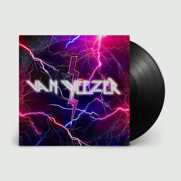 Weezer: Van Weezer: Black Vinyl