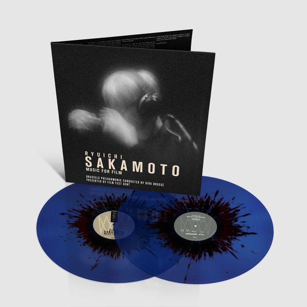 Ryuichi Sakamoto: Music For Film: Limited Edition Gatefold Splatter Vinyl