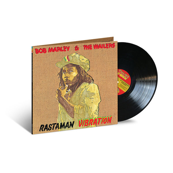 Bob Marley and The Wailers: Rastaman Vibration: Exclusive Tuff Gong Pressing