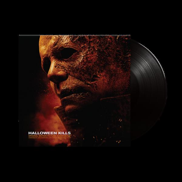 John Carpenter, Cody Carpenter and Daniel Davies : Halloween Kills: Original Motion Picture Soundtrack: Black Vinyl