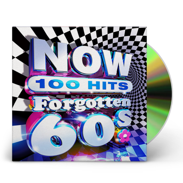 Various Artists: NOW 100 Hits Forgotten 60s – 4CD