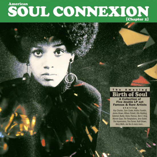 Various Artists: American Soul Connexion - Chapter 2