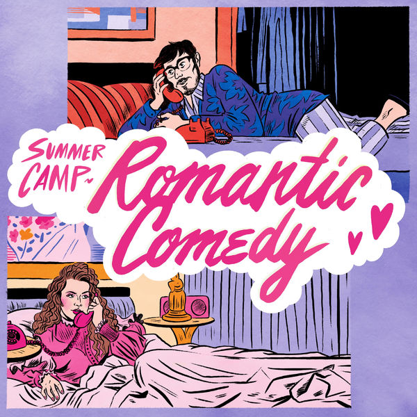Summer Camp: Romantic Comedy