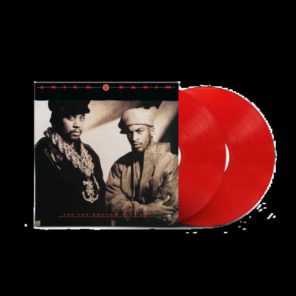 Eric B. & Rakim: Let The Rhythm Hit 'Em: Exclusive Red Vinyl