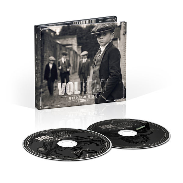 Volbeat: Rewind, Replay, Rebound 2CD