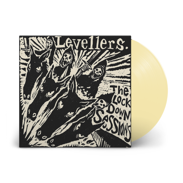 Levellers: The Lockdown Sessions: Limited Edition Vanilla Vinyl