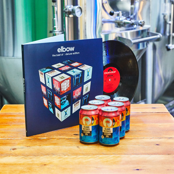 Elbow: The Best Of Vinyl + Island Records Session IPA 6 pack