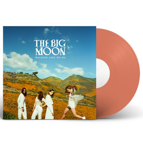 The Big Moon: Walking Like We Do: Limited Edition Orange Vinyl
