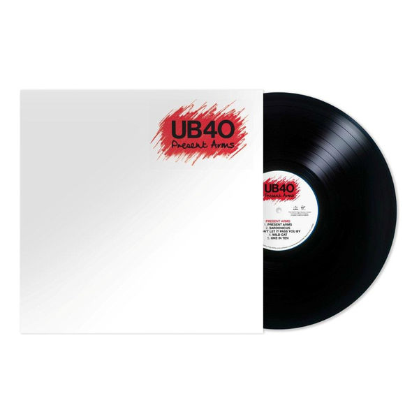 UB40: Present Arms / Present Arms In Dub: Deluxe Edition