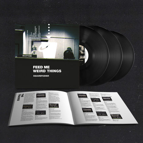 Squarepusher: Feed Me Weird Things: 25th Anniversary Edition 2LP + 10