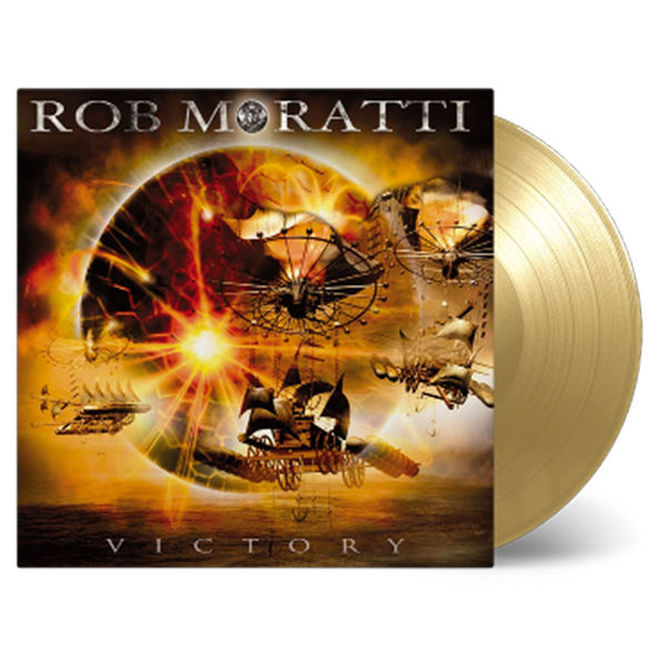 Rob Moratti: Victory (Numbered / Gold Vinyl)
