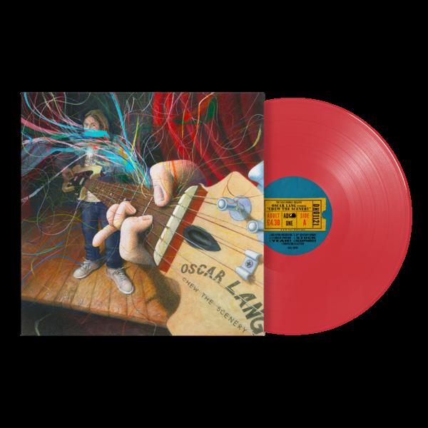 Oscar Lang: Chew The Scenery Poppy Red Vinyl