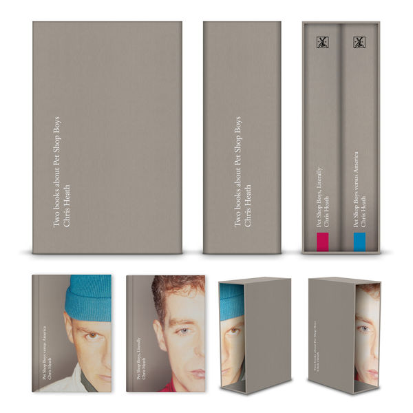 Pet Shop Boys: Two books about Pet Shop Boys (exclusive slipcase edition)