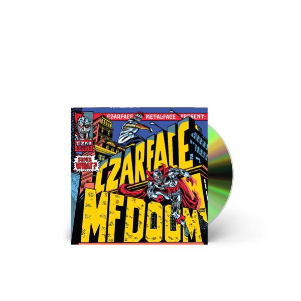 Czarface & MF Doom: Super What?
