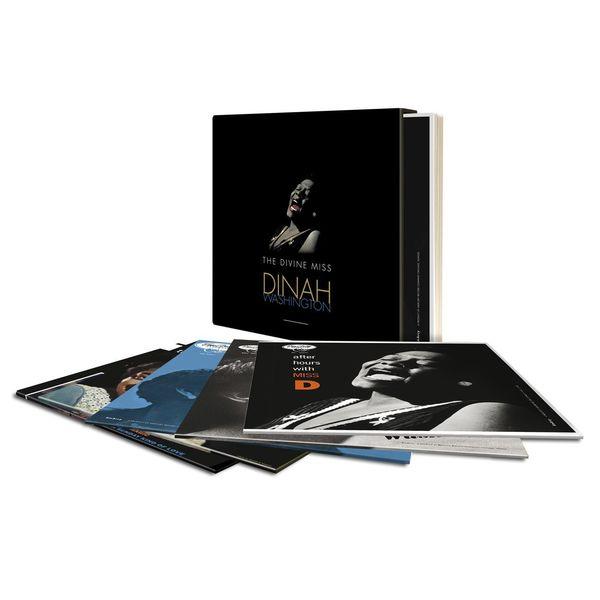 Dinah Washington: The Divine Miss Dinah Washington