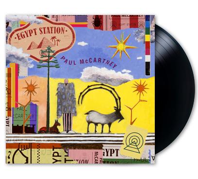Paul McCartney: Egypt Station Deluxe Vinyl