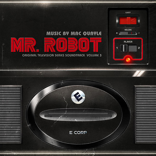 Mac Quayle: Mr. Robot, Vol. 3 (Original Television Series Soundtrack Coloured Vinyl