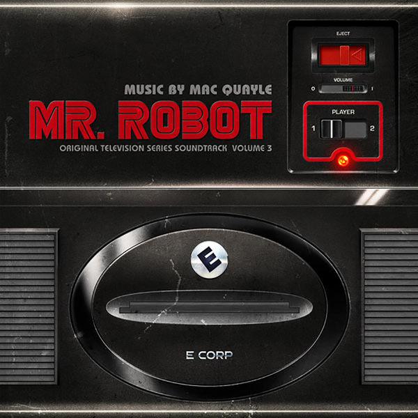 Mac Quayle: Mr. Robot, Vol. 3 (Original Television Series Soundtrack Coloured Vinyl