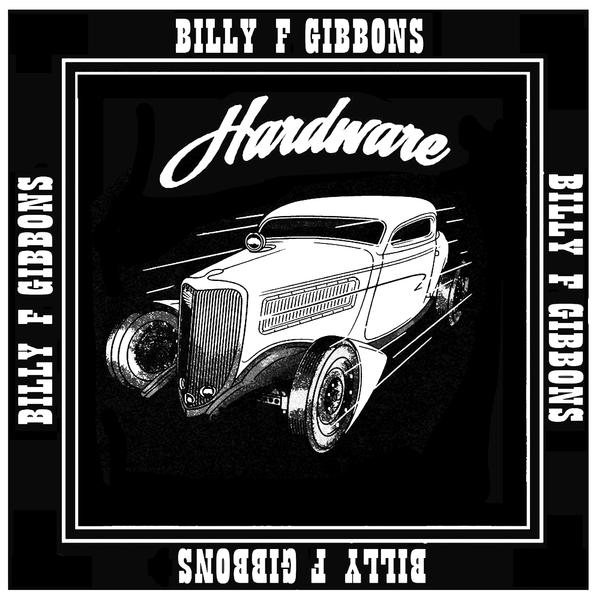 Billy F Gibbons: Hardware: SOV Exclusive Bandana