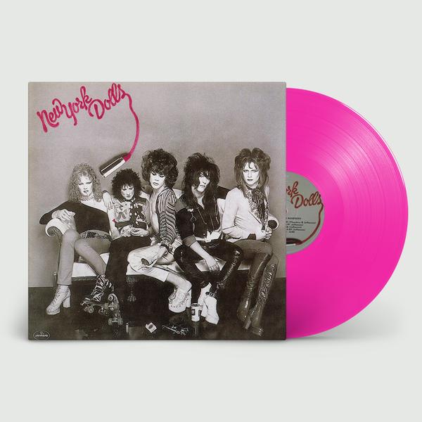 New York Dolls: New York Dolls: Limited Edition Pink Vinyl