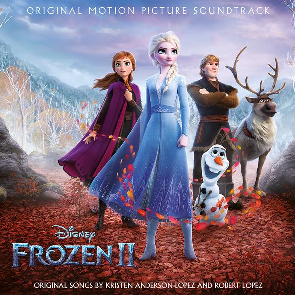 Various Artists: Frozen 2 (Original Motion Picture Soundtrack)
