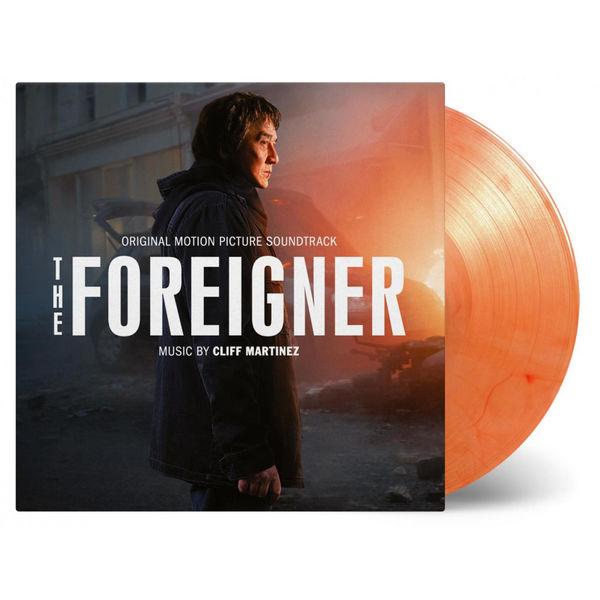Cliff Martinez: The Foreigner: Opaque Orange Numbered Vinyl