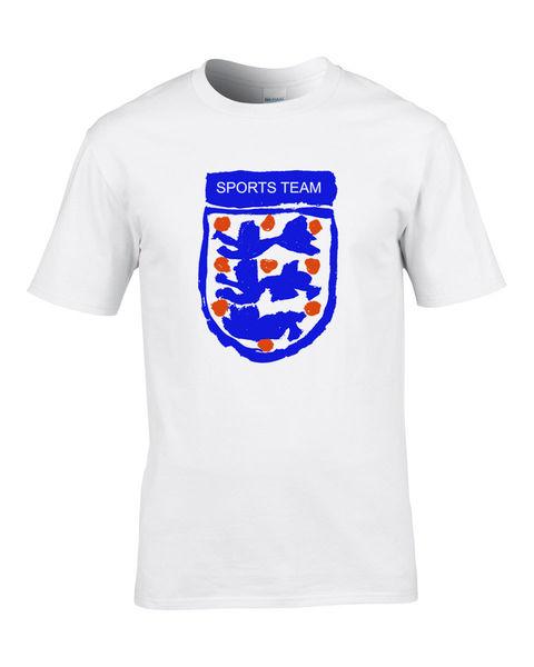 Sports Team: Sports Team England Tee: White