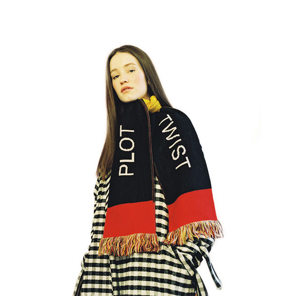 Sigrid: Plot Twist Scarf