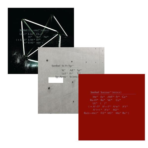 Seefeel: 94 - 96: Limited Edition Vinyl Reissues