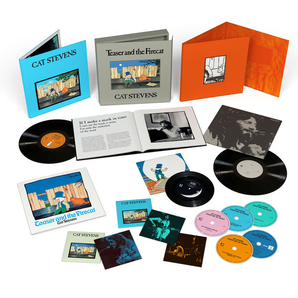 Yusuf: Teaser & The Firecat - Super Deluxe Edition: Vinyl Edition + Double Sided Print