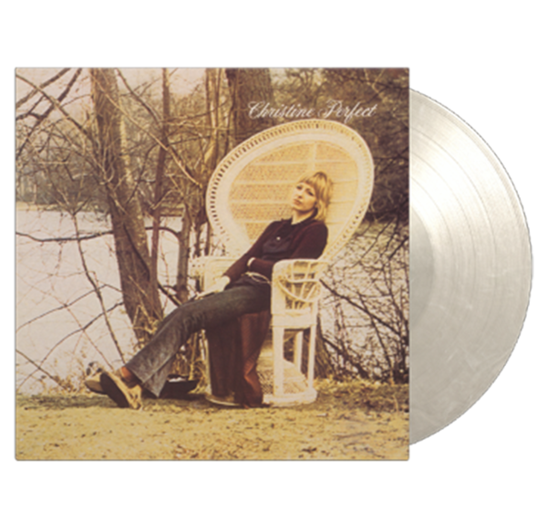 Christine Perfect : Christine Perfect: Limited Edition Crystal Clear + White Mix Vinyl LP