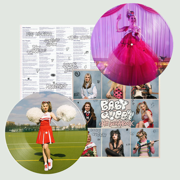 Baby Queen: The Yearbook Picture Disc
