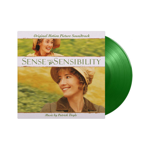 Original Soundtrack: Sense and Sensibility: Limited Edition Light Green Vinyl
