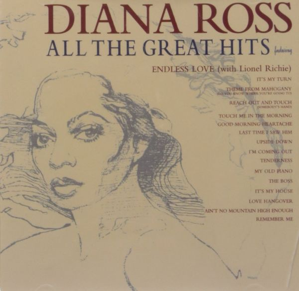 Diana Ross: All The Greatest Hits