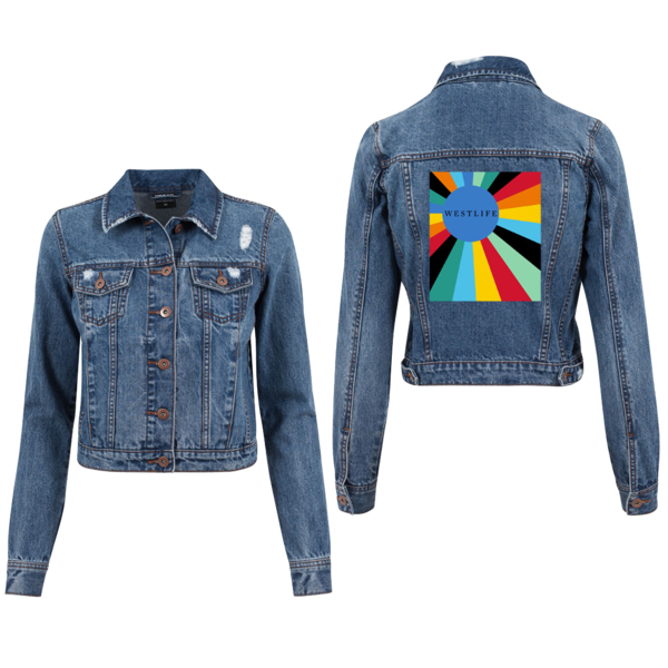 Westlife: Rising Sun Denim Jacket