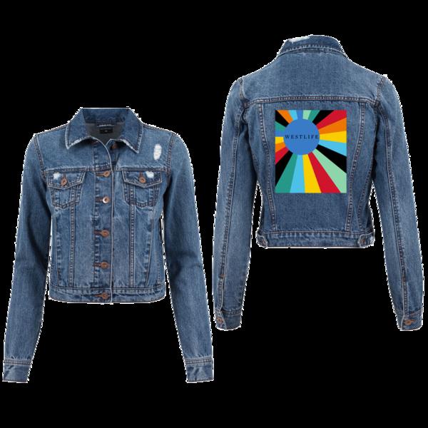 Westlife: Rising Sun Denim Jacket