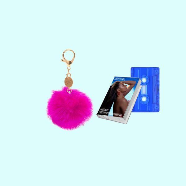 Mabel: Mad Love Key Ring & Cassette