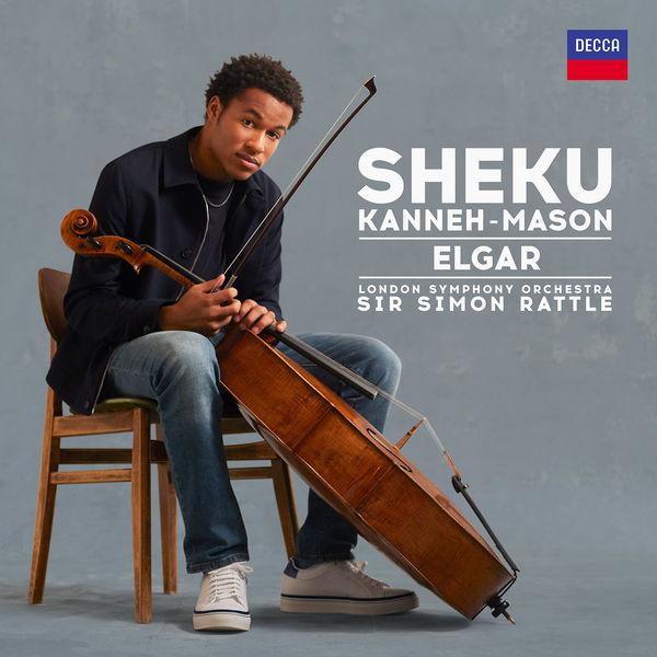Sheku Kanneh-Mason: Elgar CD