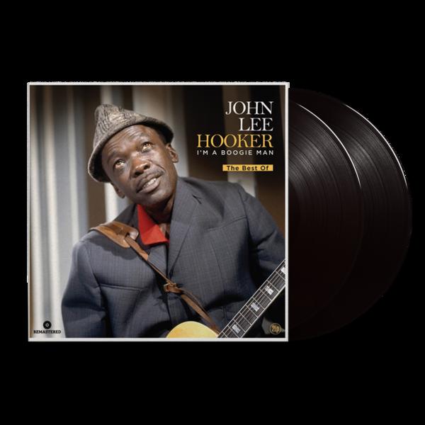 John Lee Hooker: I'm A Boogie Man – The Best ofWagram: Black Vinyl 2LP