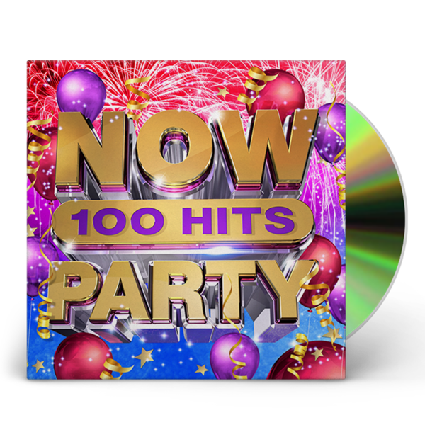 Various Artists: NOW 100 Hits Party – 5CD