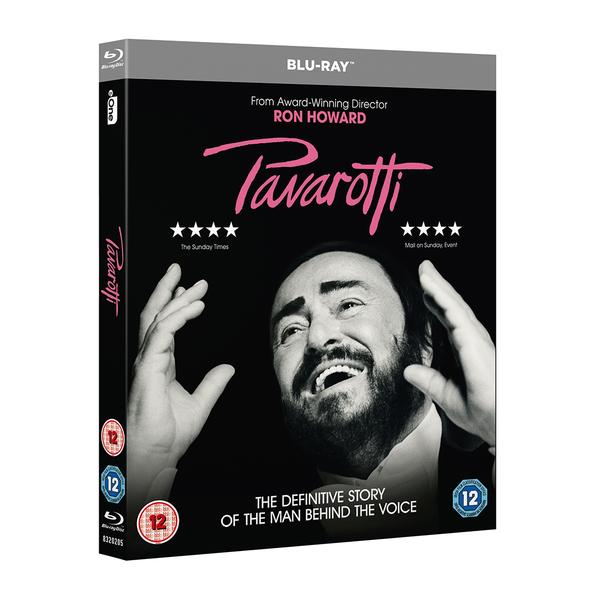 Luciano Pavarotti: Pavarotti (Blu-ray)