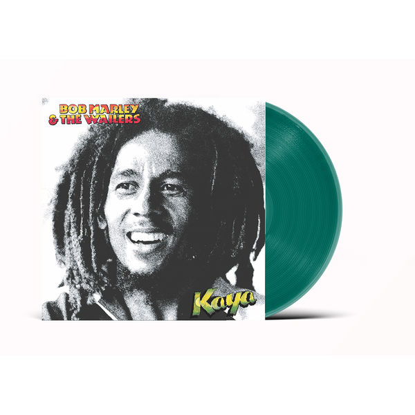 Bob Marley: Kaya: Exclusive Green Vinyl