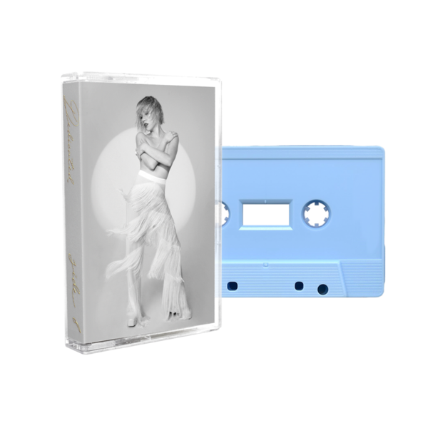 Carly Rae Jepsen.: Dedicated Side B Blue Cassette - UK EXCLUSIVE
