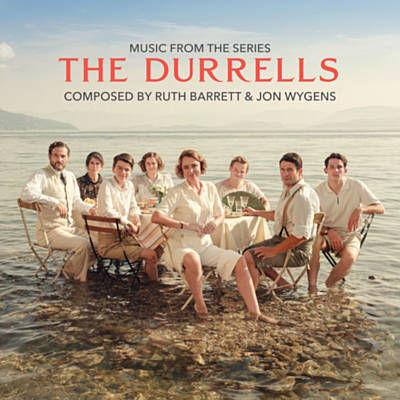 Ruth Barrett Jon Wygens: The Durrells