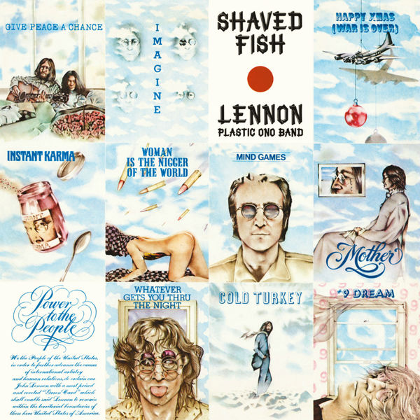 John Lennon: Shaved Fish