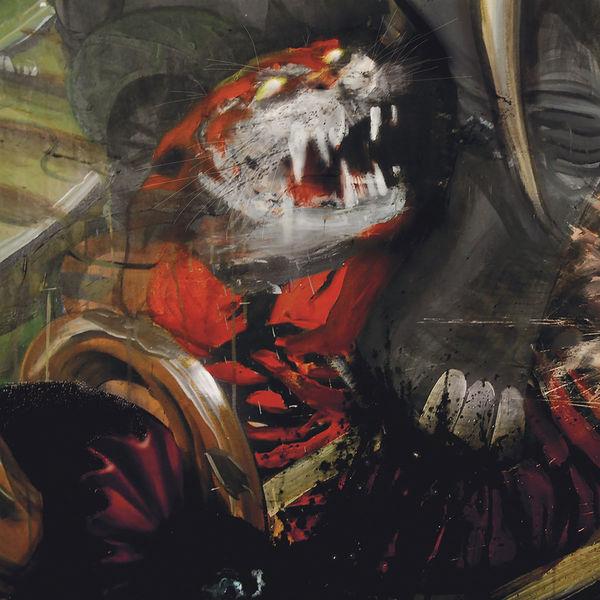 Sleigh Bells: Jessica Rabbit: Red Splatter Vinyl