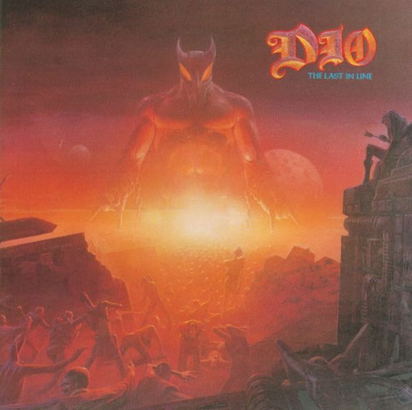 Dio: The Last In Line: Vinyl LP