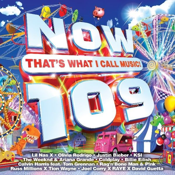 Various Artists: NOW That's What I Call Music! 109 (2CD)